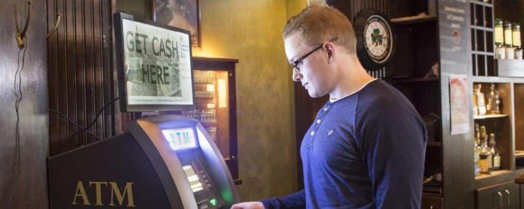 ICS ATM Topper Signagelive