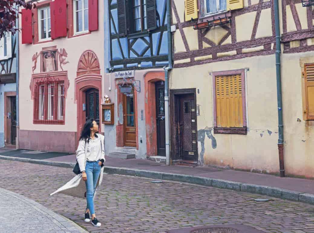 À toute époque de l'année, Strasbourg permet de belles rencontres pour du sexe ou une amitié coquine
