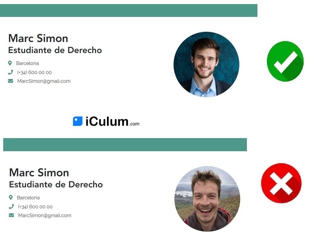 iCulum curriculum de estudiante Foto iCulum