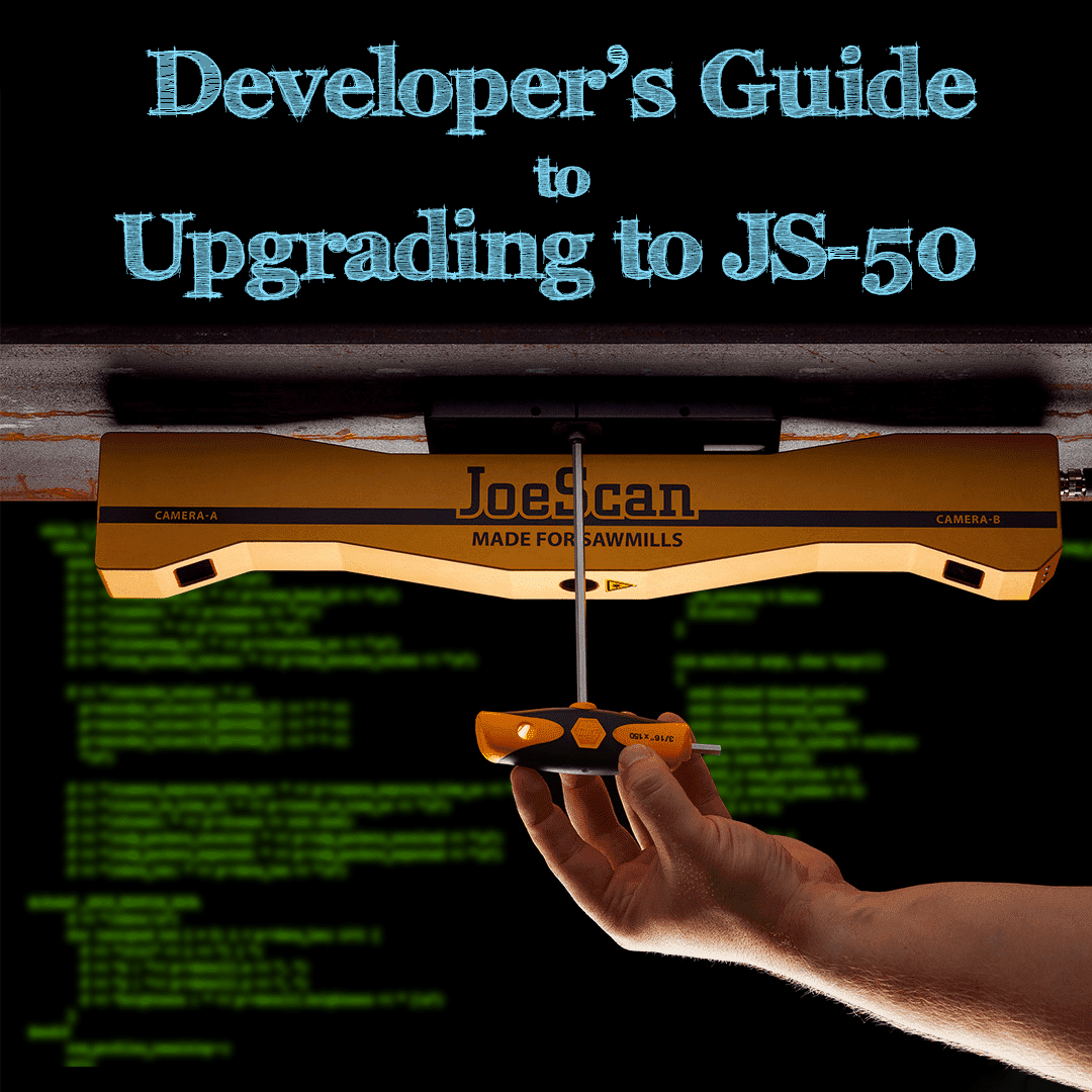Developer's Guide to Upgrading to JS-50