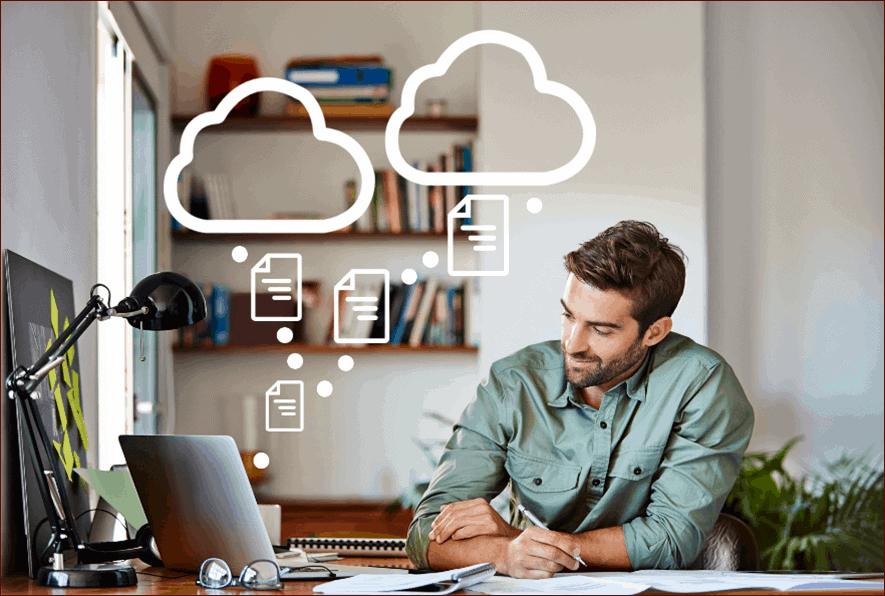 teletrabajo seguro proteger datos nube