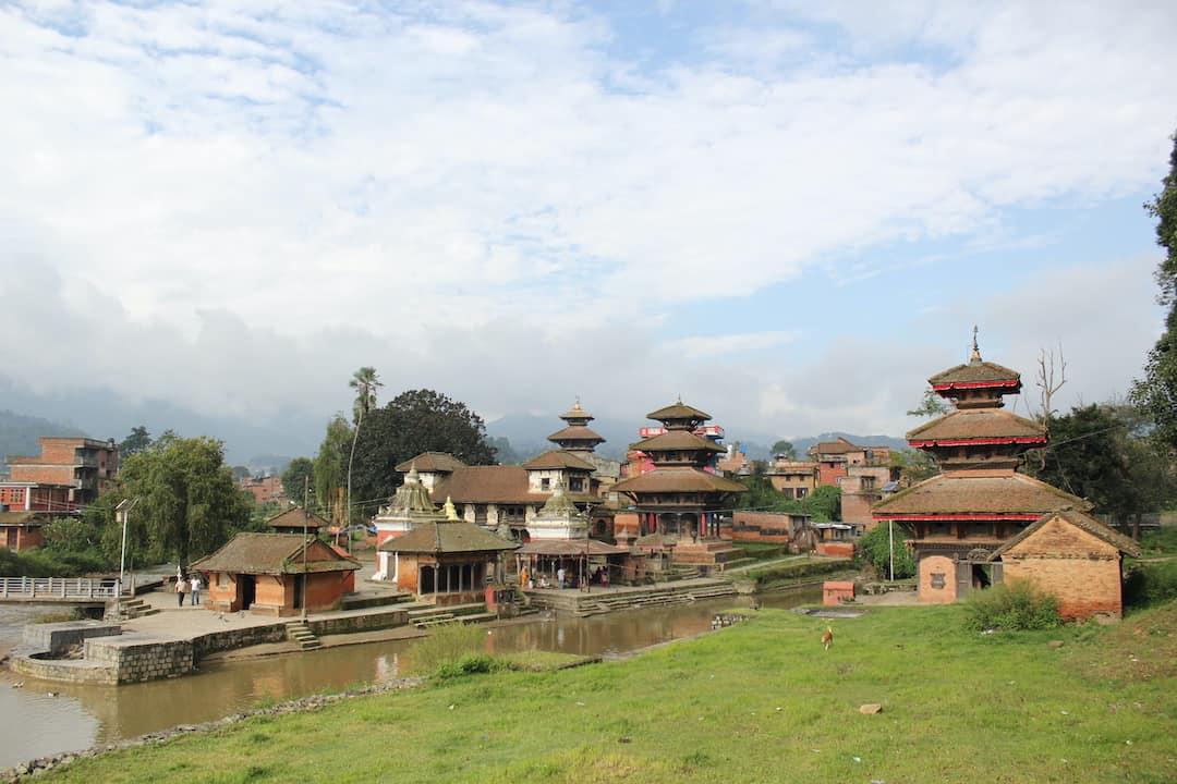 Panauti Tribeni Ghat