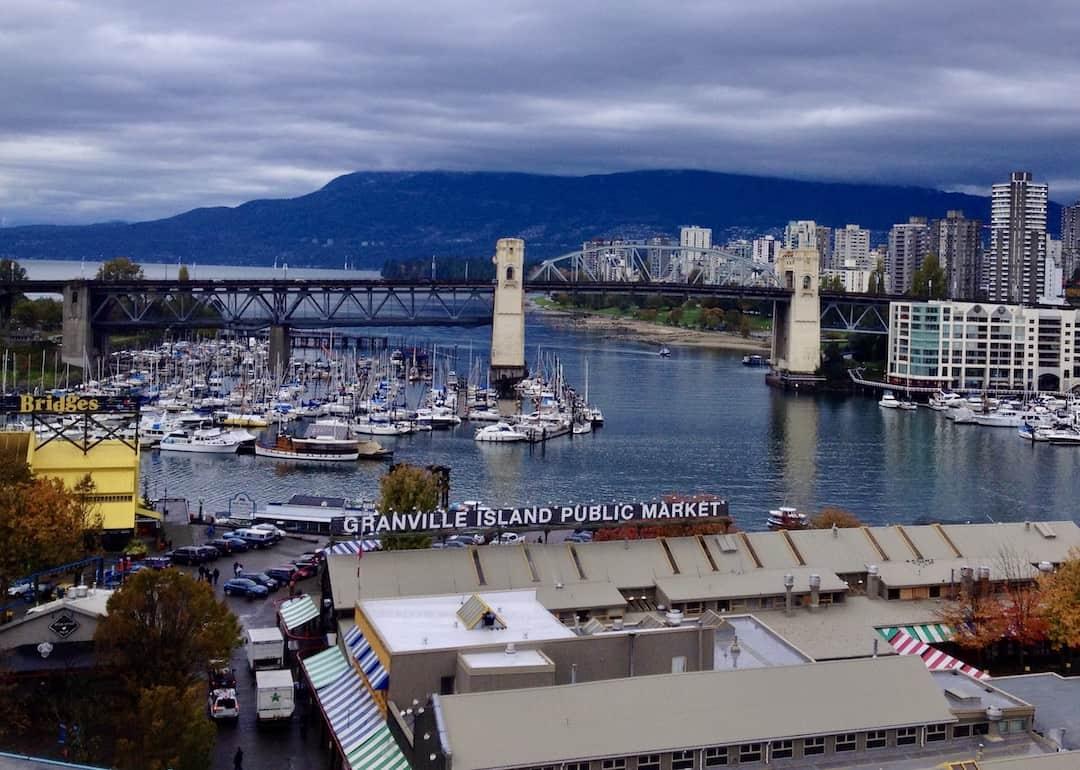 Vancouver Sehenswürdigkeiten: Granville Island