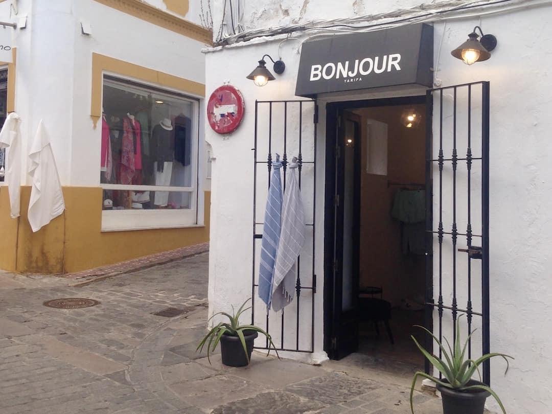 Boutique in der Altstadt