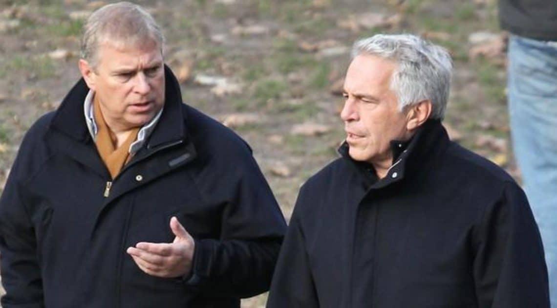 Príncipe Andrés notificado con denuncia de abuso sexual en el marco del caso Epstein