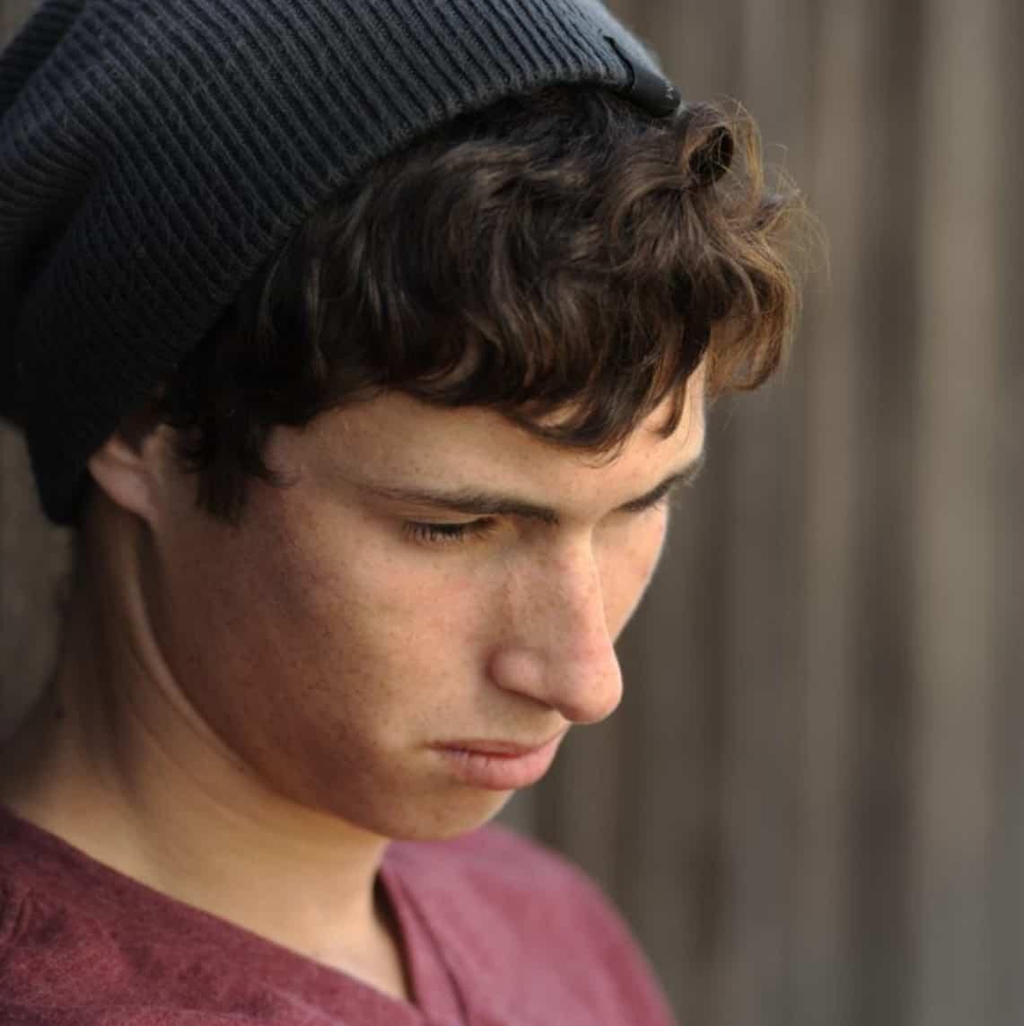 teen with ptsd