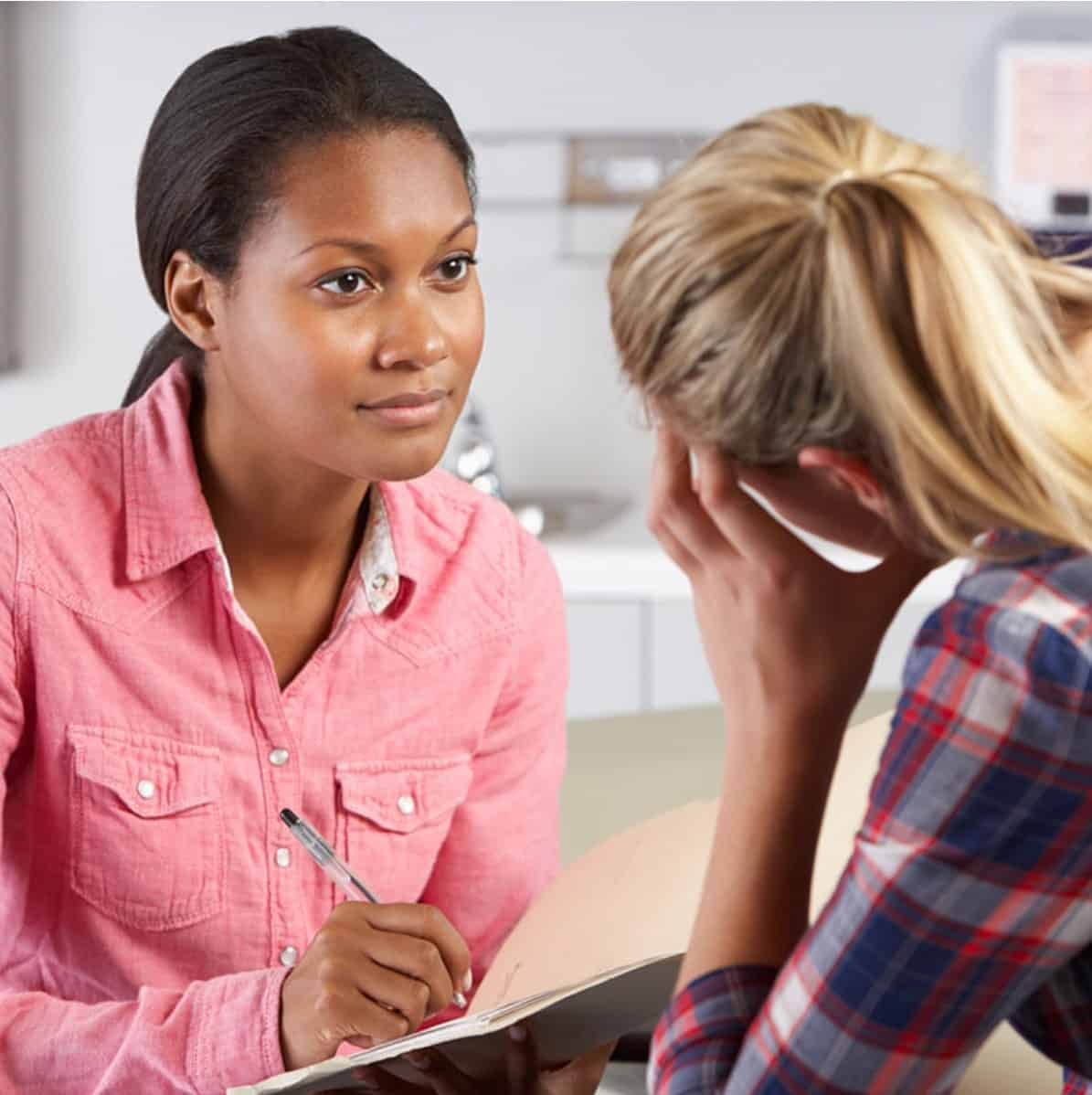 teen with bipolar disporder