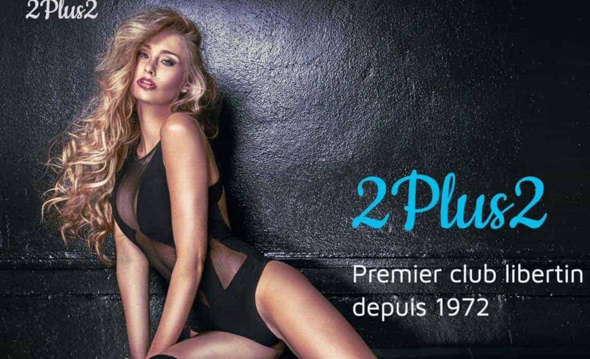 Votre ticket d'entrée au 2plus2, célèbre club libertin parisien