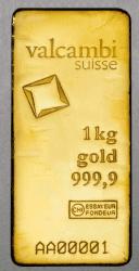 Gold, Schweiz, Goldbarren