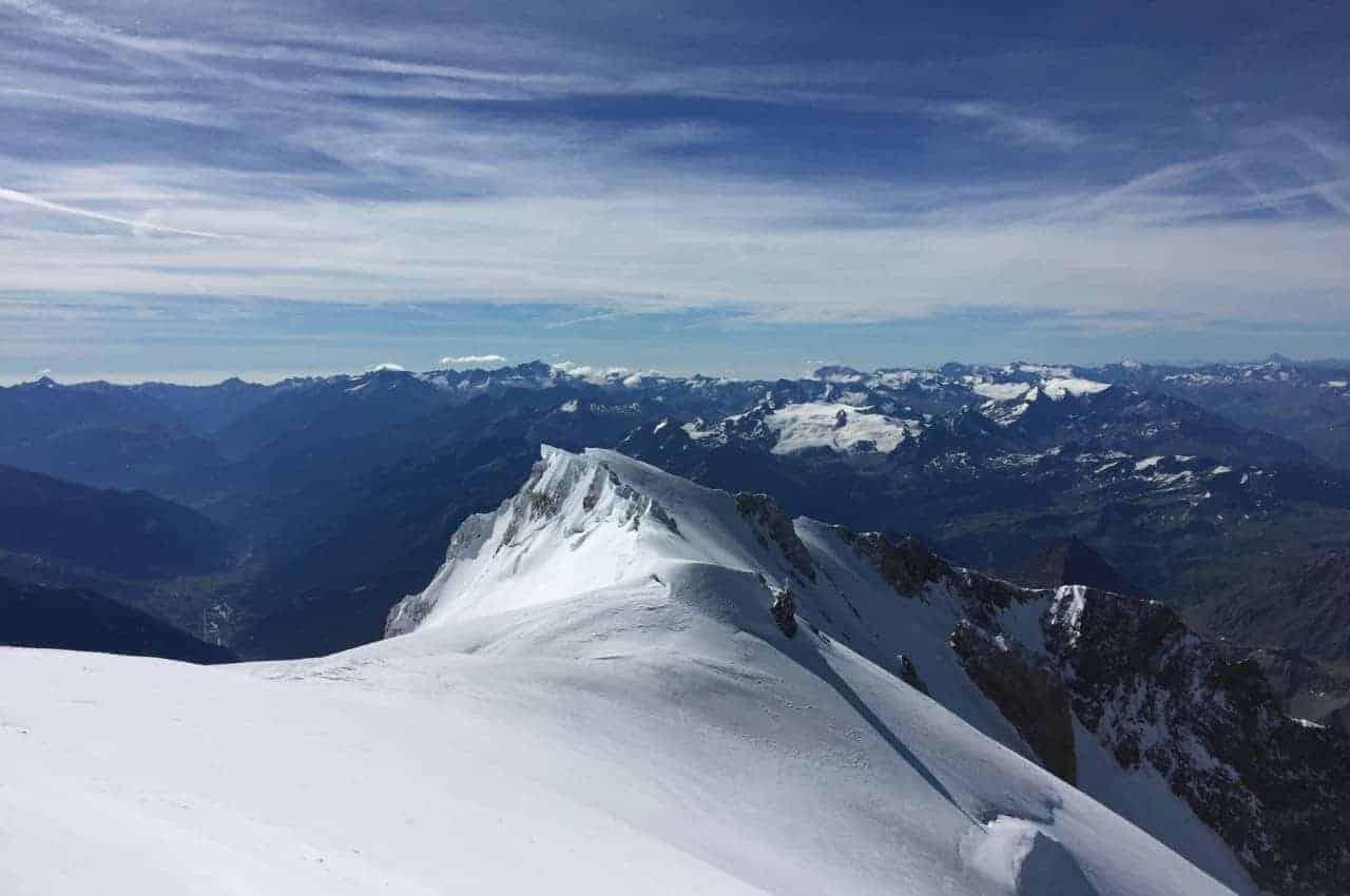 Titelbild Mont Blanc 1 - Erfahrungsbericht Mont Blanc