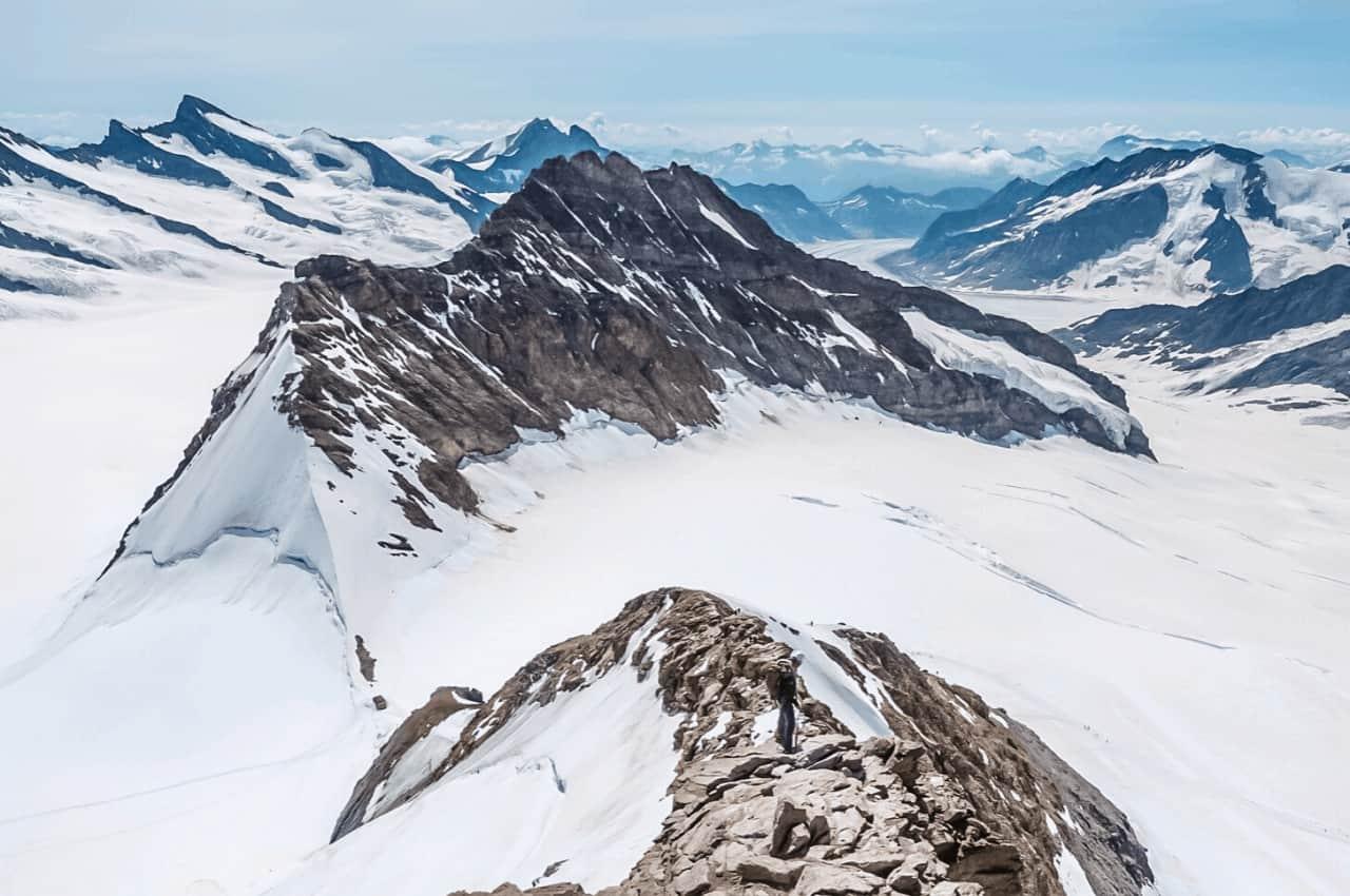 Grundbegriffe für Gletschergeher Titelbild - Grundbegriffe für Gletschergeher