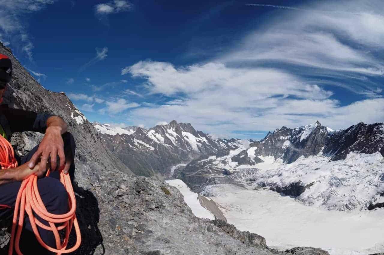 Titelbild Film und Filme fuer Bergsteiger - Film - Was schaut ein Bergsteiger?