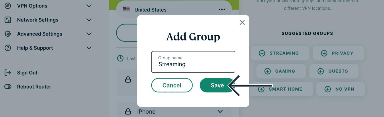"""Select """"Save."""""""