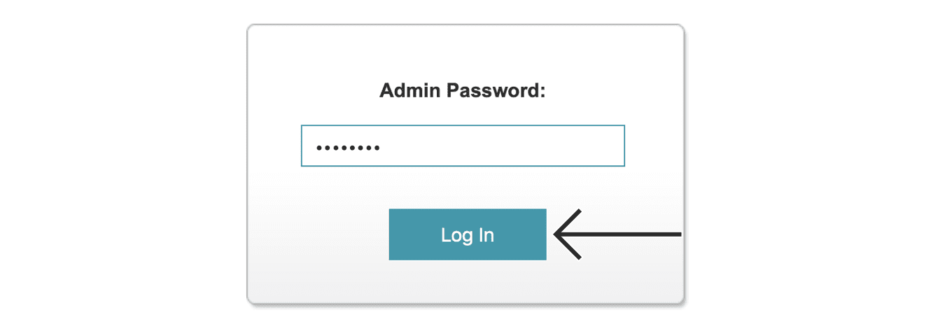 "Click ""Log In."""