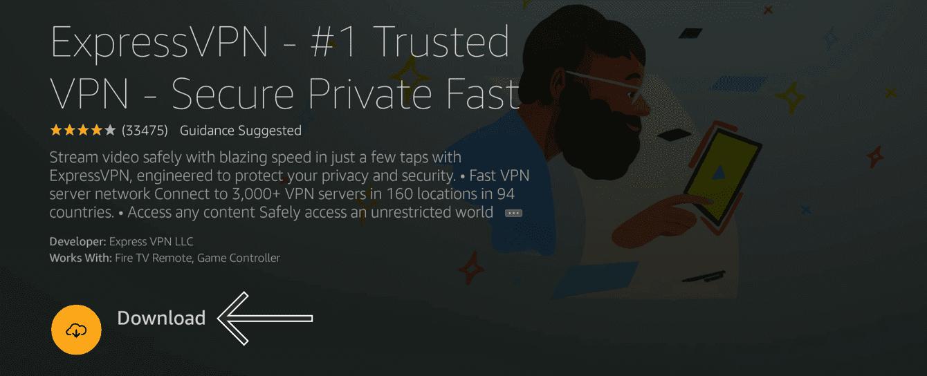 "Select ""Download."""