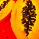 Papaya Seed Smoothie for Worms