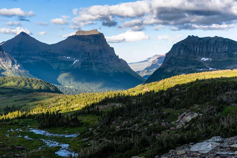 Hidden Lake Overlook Glacier National Park Elopement Guide & Packages