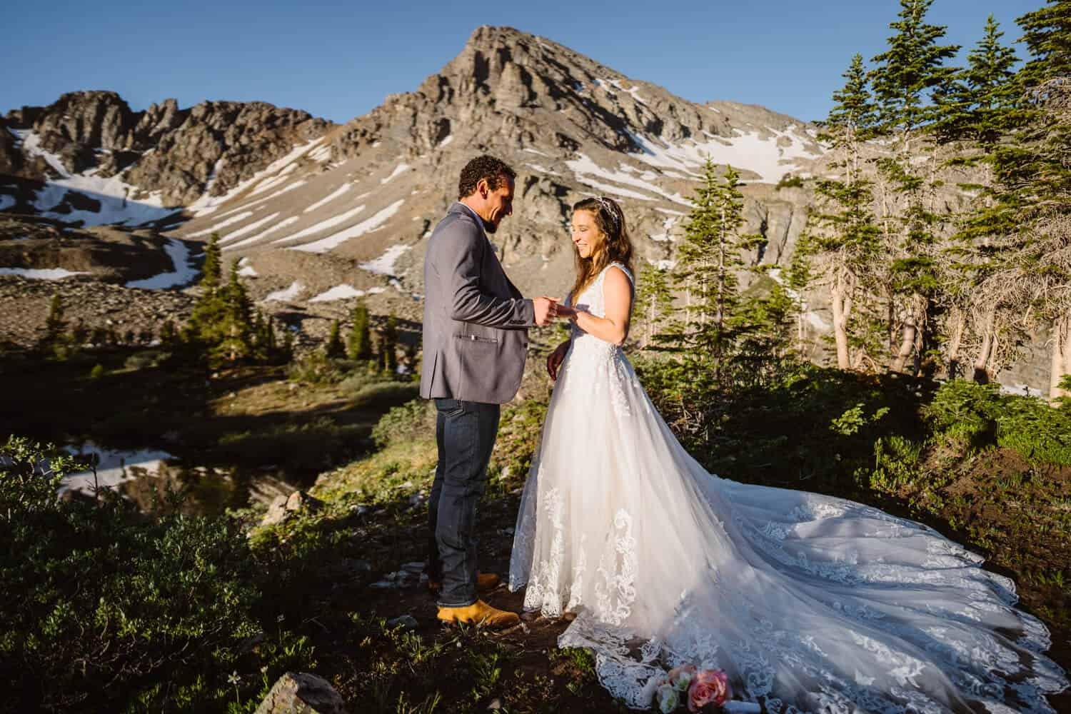 Bride and Groom Self Solemnizing Elopement Guide