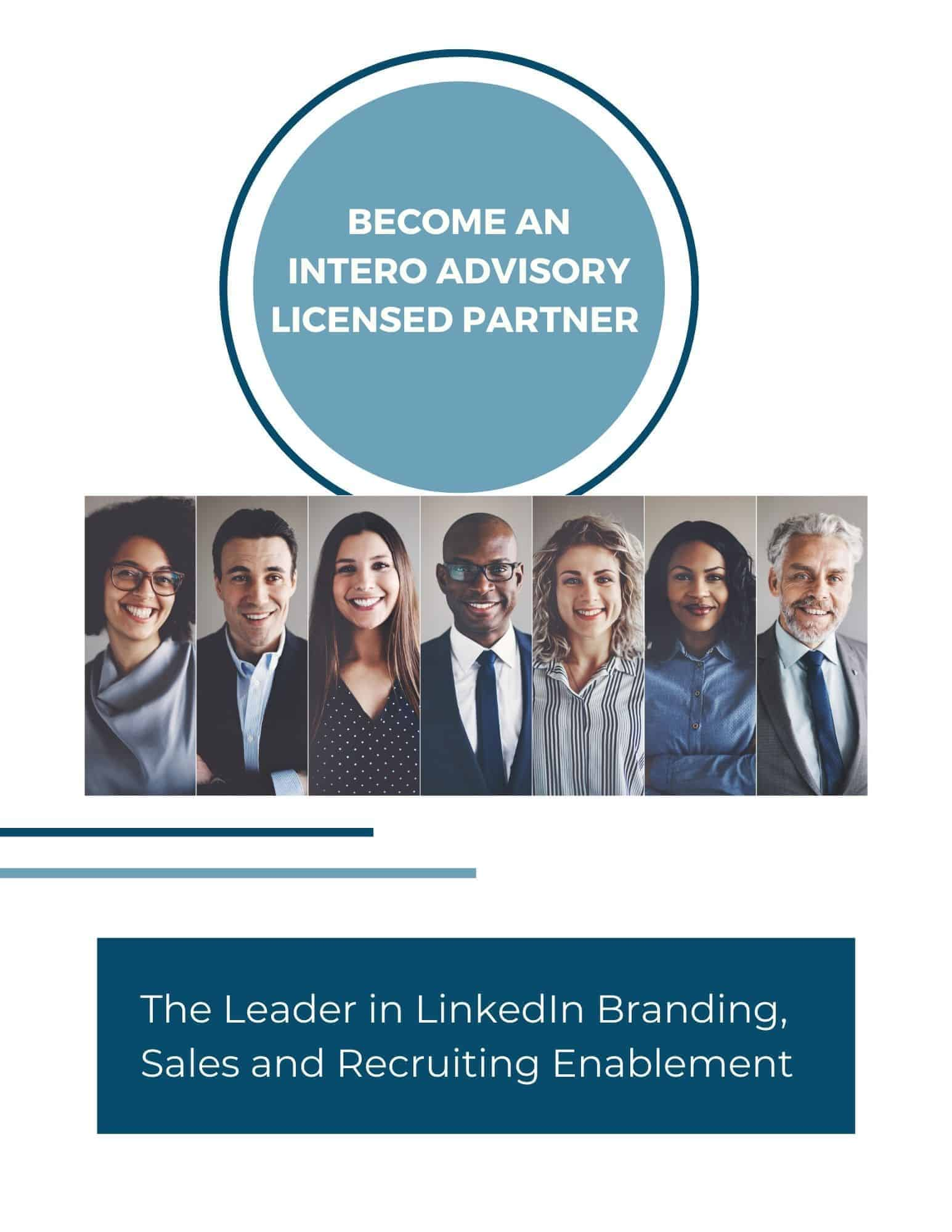 Licensed Partner cover page