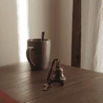 Tasse im Hotel