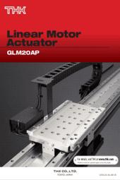 THK_lineer motor Actuator glm_Modeli