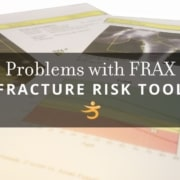 Fracture risk tools