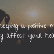 positive mindset and health