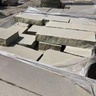 michigan sandstone wall 3 in