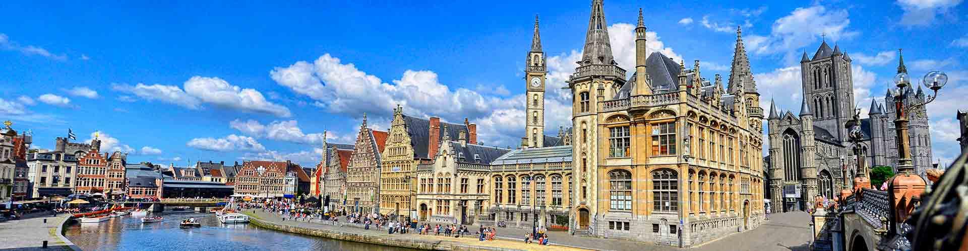 Free tour Gante – turismo Bélgica