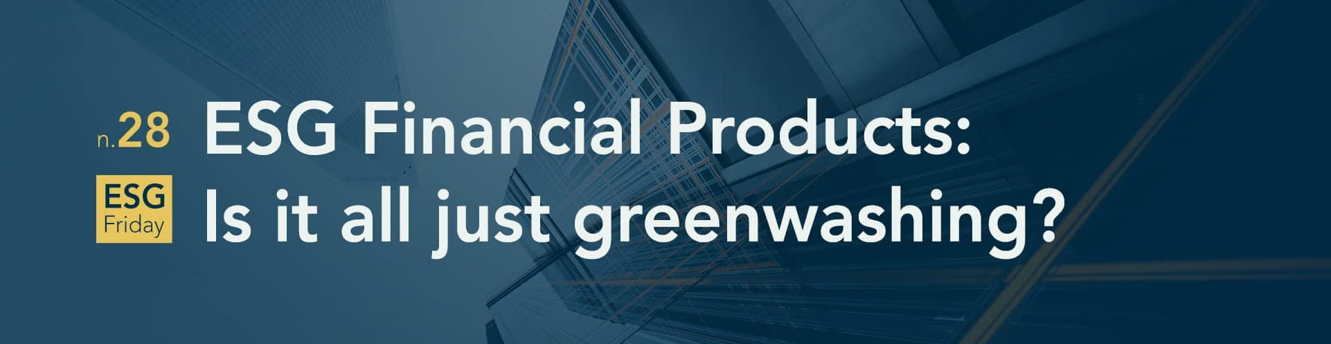 Sustainable finance products are in vogue. But what does sustainable even mean? Are these finance products as green as they claim to be? The underlying data and ratings raise doubts. And DWS recently showed that green appearances can be deceptive.