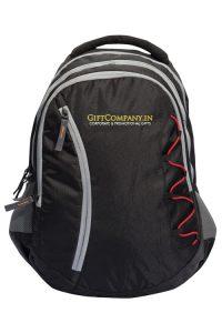 Leon Black Backpack