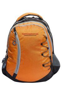 Leon Orange Backpack