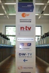 Investor Relations Beratung cometis AG, Kommunikationstraining, Medientraining