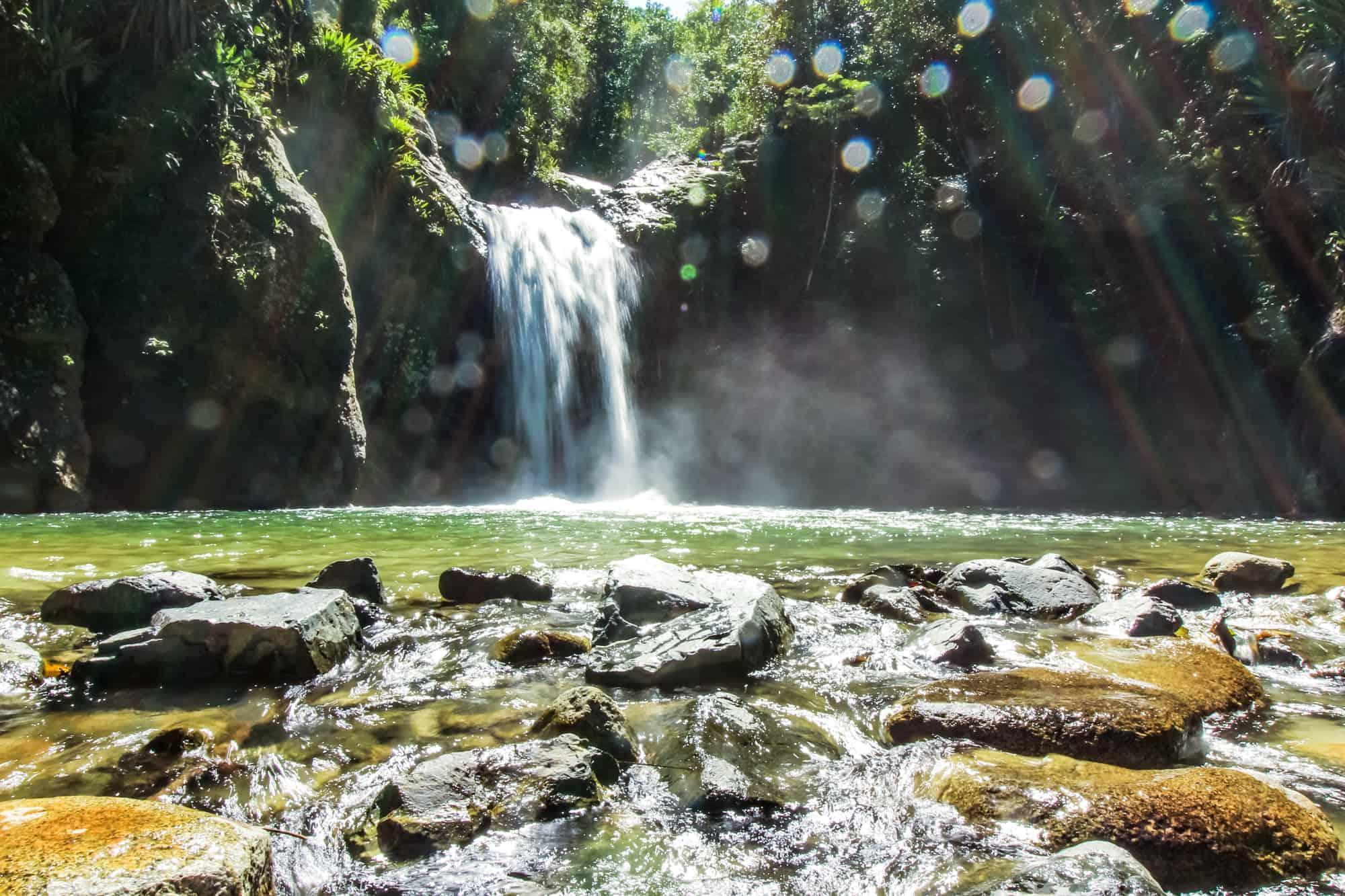 Secret Waterfall Jarabacoa