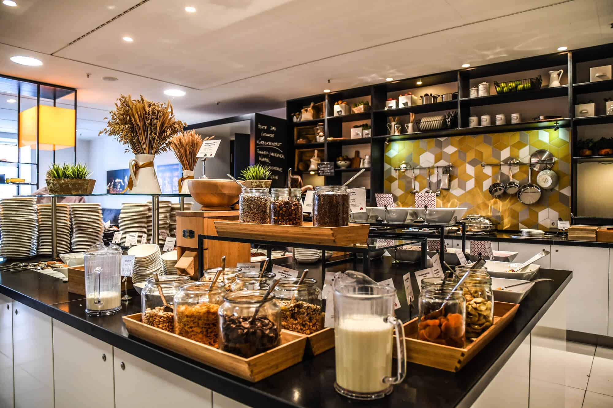 Vienna House Andel's Berlin – Restaurant Delight