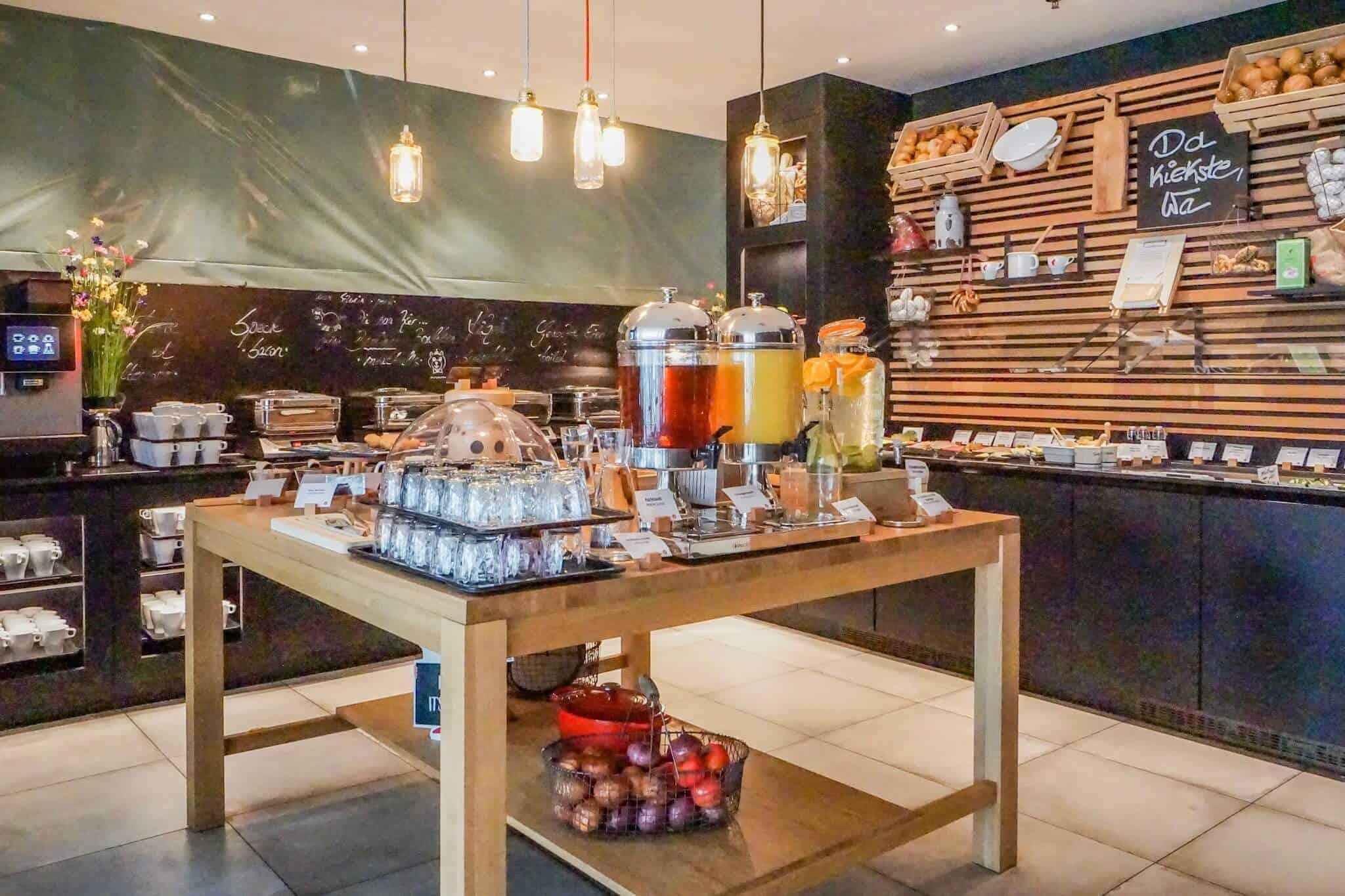 Vienna House Easy Breakfast Room