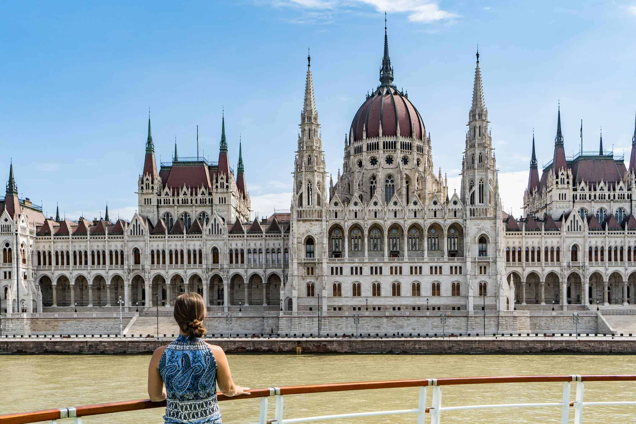 Barbara in Budapest