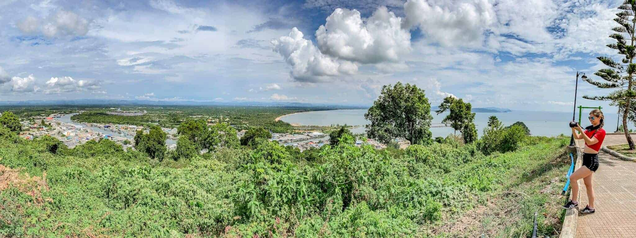 View Point in Chumphon