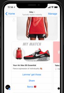 Nike Stylebot