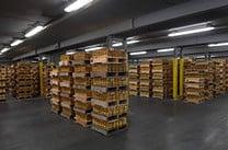 HSBC-Vault in London: Hier werden laut Firmenangaben große Teile der SPDR-Goldbestände gelagert.