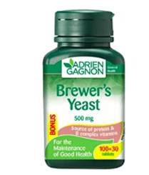 brewers yeast nutrition for skin and hair health