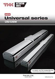 THK_Actuator_US_USW_Modeli
