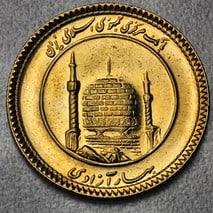 Azadi Goldmünze Iran