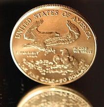 Goldmünze, American Eagle (Foto: Goldreporter)