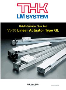 THK_Actuator_GL_Modeli