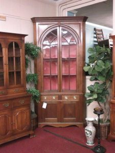 Victorian Corner Cabinet
