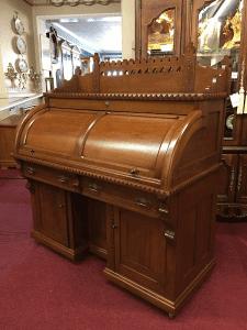 antique desk, unique furniture