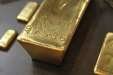 Goldbarren Schweiz