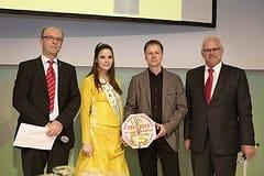 Verleihung DGF-Rapsöl-Medaille 2012/2013