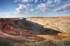 Superpit, Australien, Mine